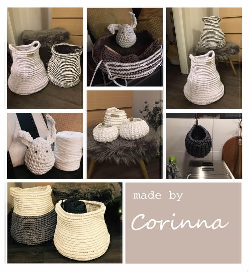 Corinnas Textilo Projekte
