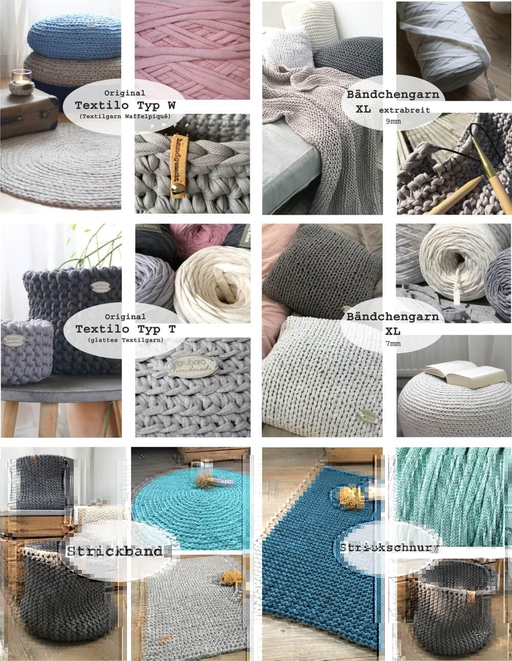Der neue Textilo-shop