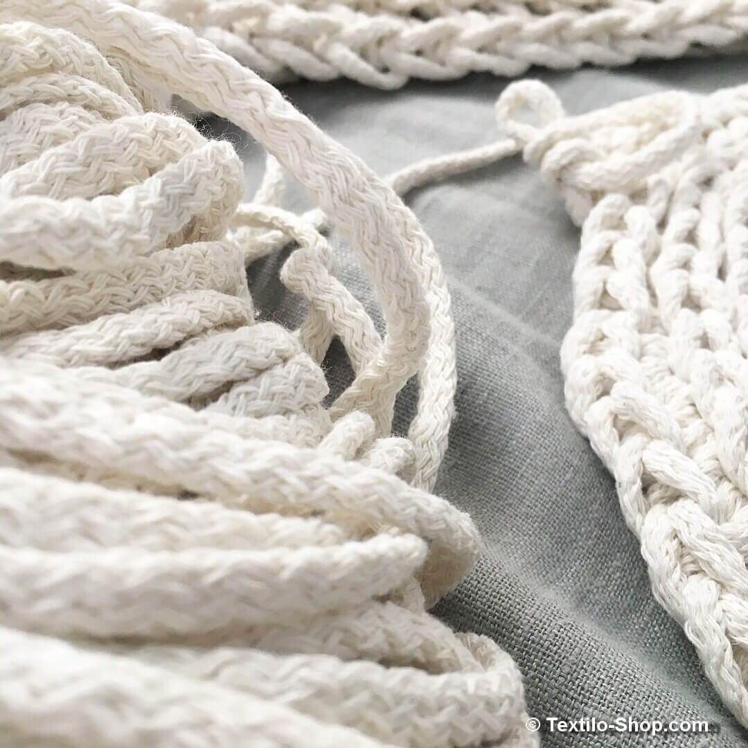 Textilgarn Bandchengarn Und Dicke Wolle Ideen Und Beispiele Zum