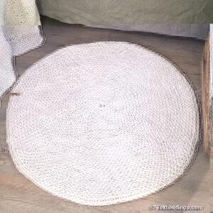 Teppich aus Kordelgarn 3