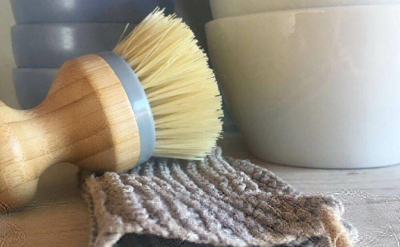 Spültücher stricken mit dem DIY STRICK SET